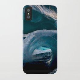 Stuck in the Sea iPhone Case