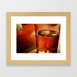 IPA Framed Art Print