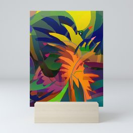 Tropical Sounds Mini Art Print