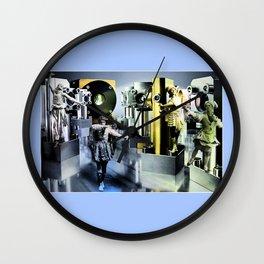 Nijinsky Technology Wall Clock