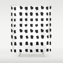 Coit Pattern 69 Shower Curtain