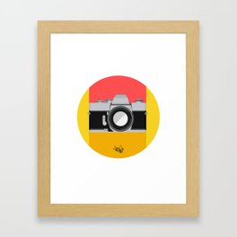 OHH SNAP! Framed Art Print