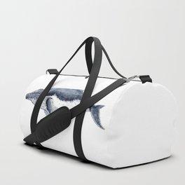 Humpback whale (Megaptera novaeangliae) Duffle Bag