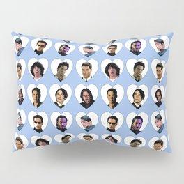 Love, Keanu Pillow Sham