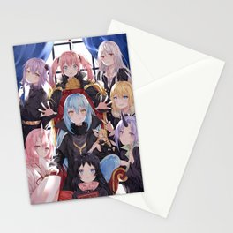 That Time I Got Reincarnated as a Slime Stationery Cards