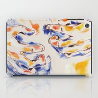 body iPad Cases featuring Body by Peter Dannenbaum