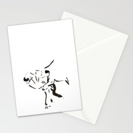Aikido Series - 2 Stationery Cards