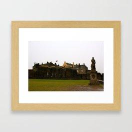 Scottish Castle Framed Art Print