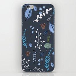 floral dreams 2 iPhone Skin