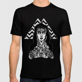 She's Filled with Secrets - Laura Palmer - Twin Peaks T-shirt