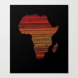 AFRIKA Canvas Print