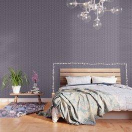 Purple Antique Whimsy Wallpaper