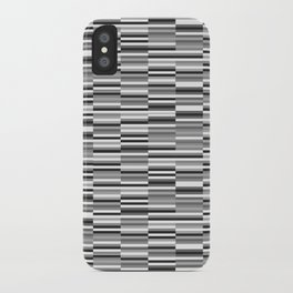 Vintage Lines iPhone Case
