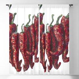 Hot Chili Blackout Curtain