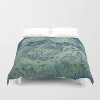 kitchen Duvet Covers featuring Galaxy Kitchen by Motif Mondial