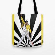 Freddie of Queen Tote Bag