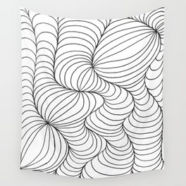 Get Wavy Wall Tapestry