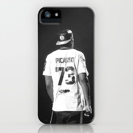 Picasso Baby. iPhone Case