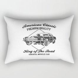 american clasic Rectangular Pillow