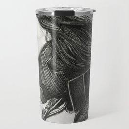 The Winter Soldier (sketch) Travel Mug
