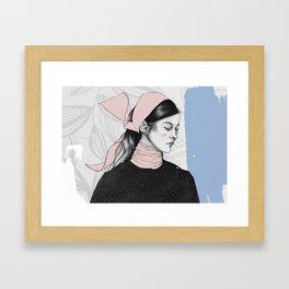 Delpozo Fall Framed Art Print
