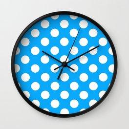 Simply Dots Wall Clock