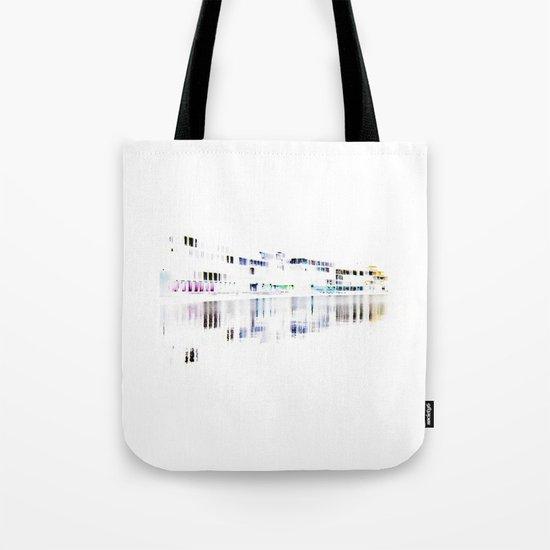 white harbor I. Tote Bag