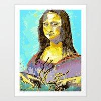 renaissance Art Prints featuring Renaissance by Jason Perkins Designs