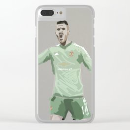 Dave Saves Clear iPhone Case