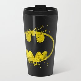Bat man's Splash Travel Mug