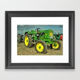 Wahl W22 Framed Art Print