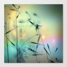 Magic is near ^_^ Canvas Print