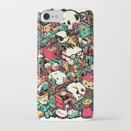 Welcome to Isometric City! iPhone Case