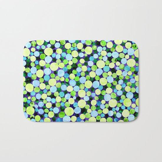 Confetti Pattern 04 Bath Mat