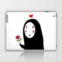 Kaonashi : Be My Valentine Laptop & iPad Skin