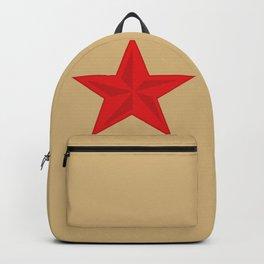 Red Star Communist Backpack