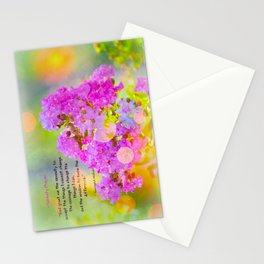 Serenity Prayer - II Stationery Cards