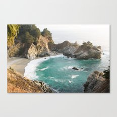Julia Pfeiffer Burns State Park Canvas Print
