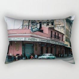 La Floridita Rectangular Pillow
