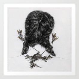 Insecurities Art Print