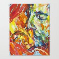 6months Canvas Print