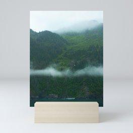 Northern South Coast Rainforest Mini Art Print