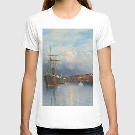 Batum 1881 By Lev Lagorio | Reproduction | Russian Romanticism Painter T-shirt