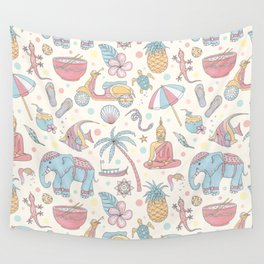 Dream of Thailand Wall Tapestry