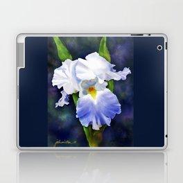 Susan's Blue Iris Laptop & iPad Skin