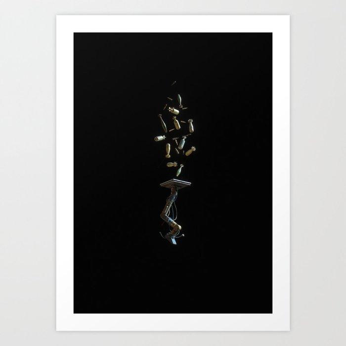 Blitz IV Art Print