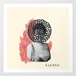Expand Art Print