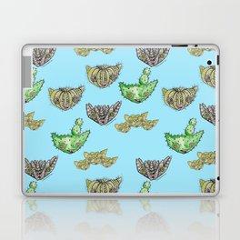 """""""Oro?"""" Cactus Blue Laptop & iPad Skin"""