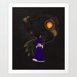 Bioshock Infinte Art Print