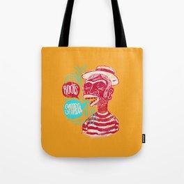Roots Samba Tote Bag